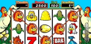 Slot machine Gallina: versioni online